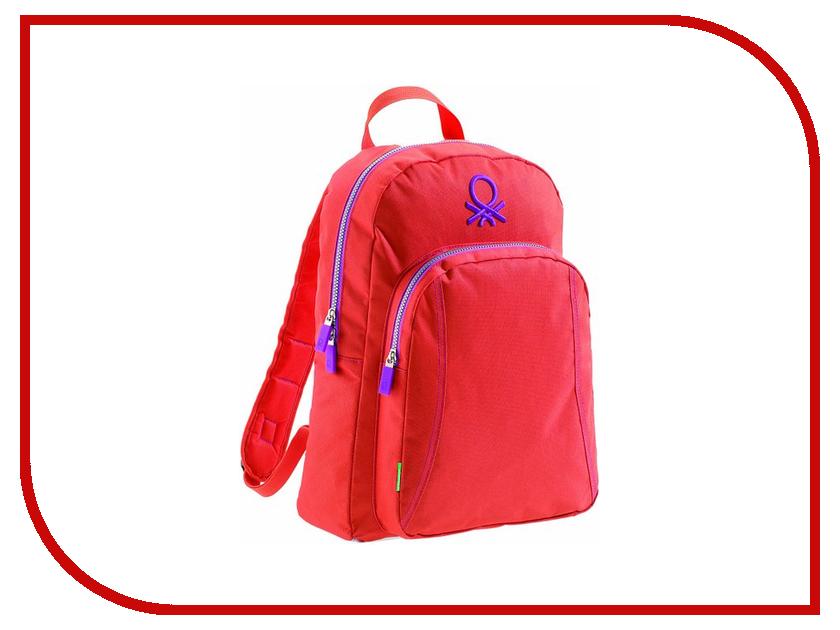 Benetton Backpack Orange �������� benetton