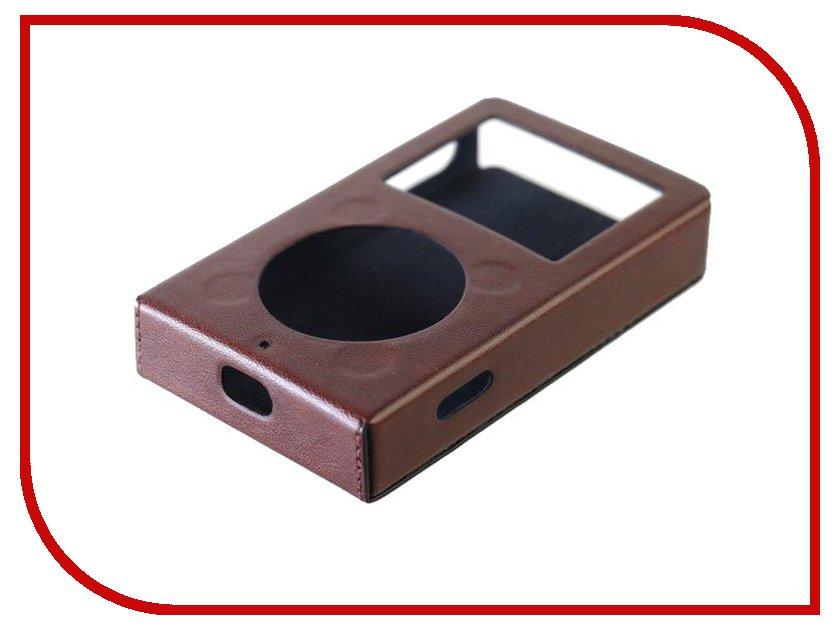 Аксессуар Чехол Fiio X3 - II LC-FX3221 кожаный Brown