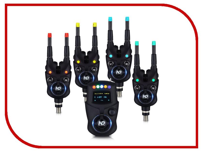 Сигнализатор поклевки Hoxwell New Direction - K9/R9 4+1<br>