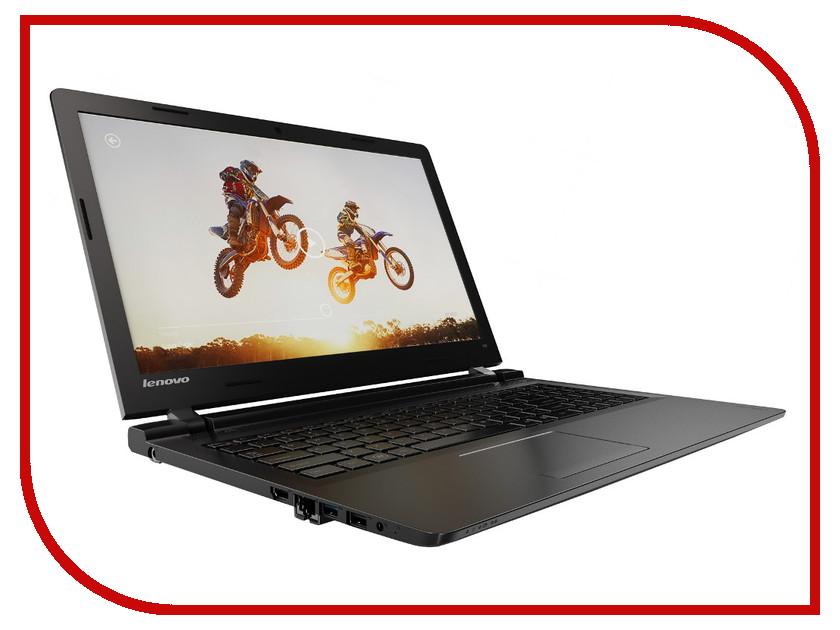 Ноутбук Lenovo IdeaPad 100-15IBY Black 80MJ0052RK (Intel Celeron N2840 2.16 GHz/2048Mb/250Gb/DVD-RW/Intel HD Graphics/Wi-Fi/Cam/15.6/1366x768/DOS) 303427