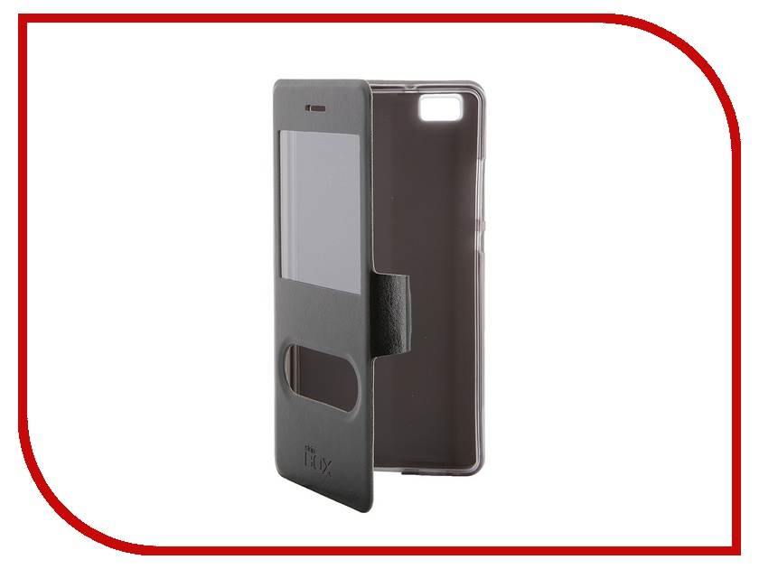 ��������� ����� Huawei P8 Lite SkinBox Lux AW Black T-S-HP8L-004