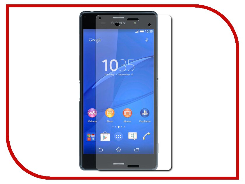 ��������� �������� ������ Sony Xperia Z3 Compact SkinBox 0.3mm SP-143