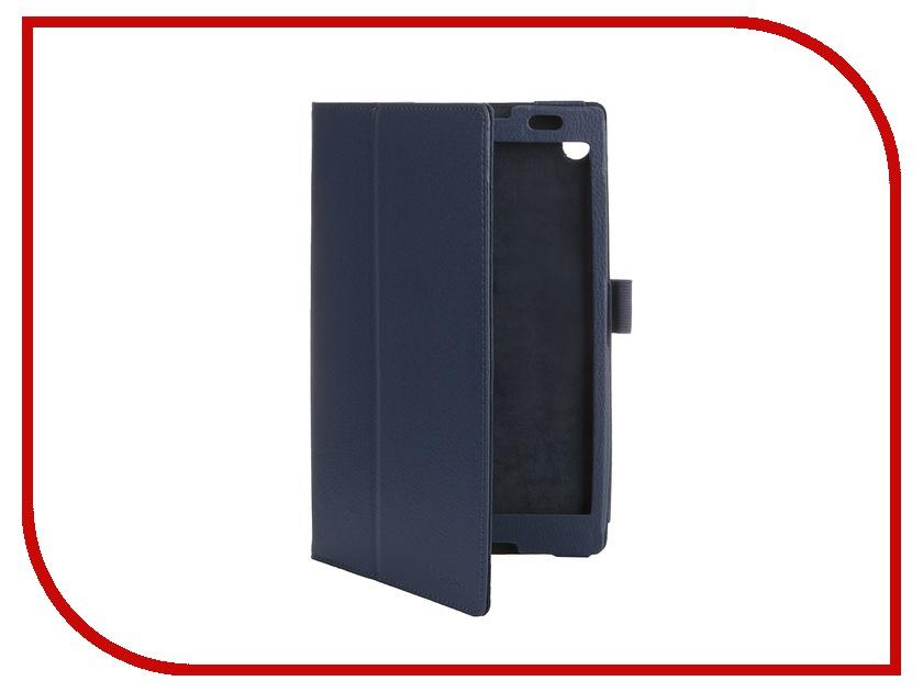 Аксессуар Чехол ASUS ZenPad 8 Z380 8.0 IT Baggage Blue ITASZP3802-4<br>