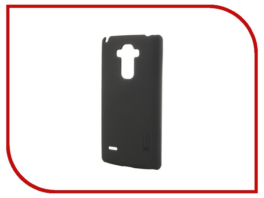 Аксессуар Чехол-накладка LG G4 Stylus Nillkin Black T-N-LG4Stylus-002<br>