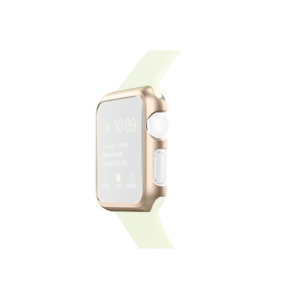 Аксессуар Клип-кейс APPLE Watch 42mm SGP Thin Fit SGP11501 Champagne