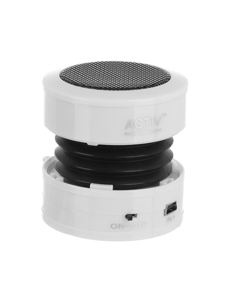 Колонка Activ ACT-MP002 White 27849