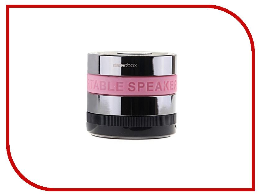 Колонка Activ Stereobox Pink Strip 33982