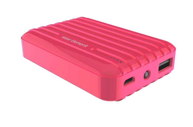 Аккумулятор Water Element A-10 10400 mAh Pink SBS8800MAH 41858