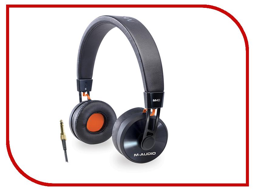 Наушники M-Audio M40 libro de ejercicios m 2 audio cds
