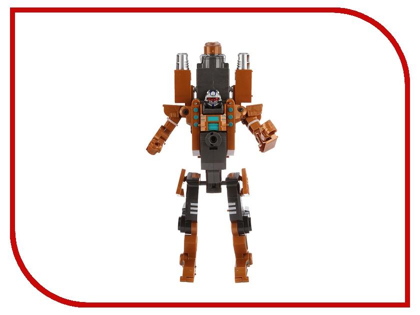 Игрушка Shantou Gepai Трансформер Робот SB201-1 робот трансформер mengbadi 106 blue