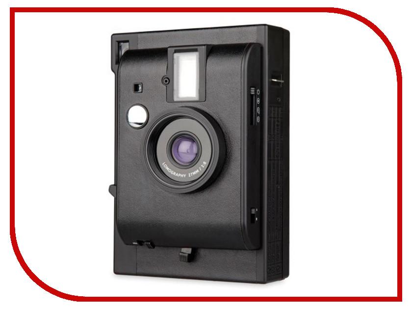 Фотоаппарат Lomography LomoInstant Black LI800B
