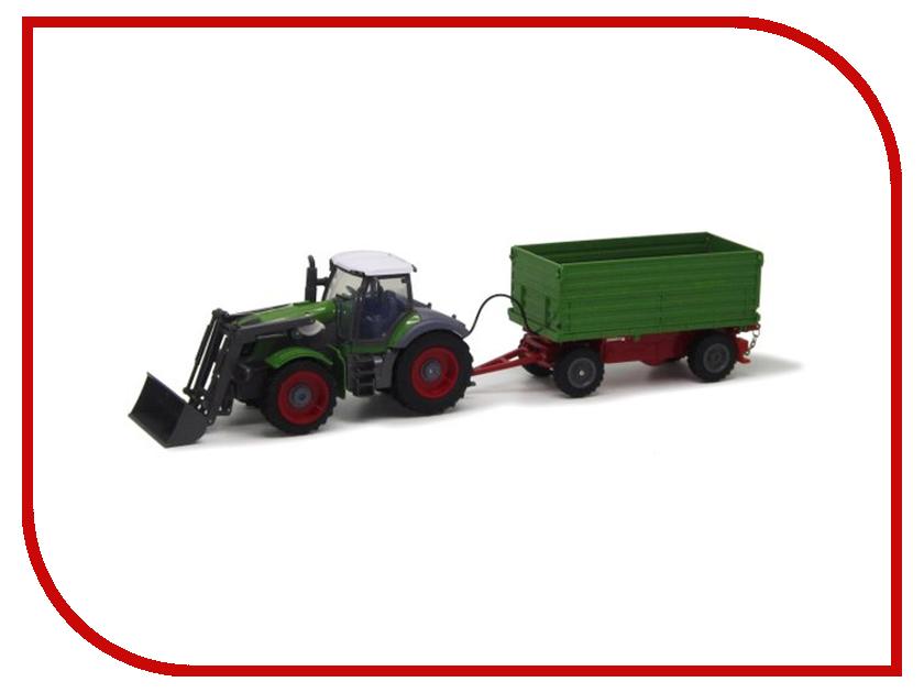 Игрушка Пламенный мотор Трактор колесный 87577 машинка пламенный мотор внедорожник 87581