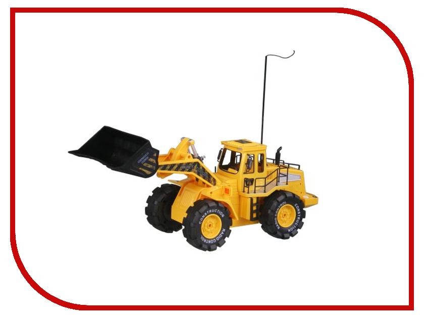 Радиоуправляемая игрушка Пламенный мотор Трактор с ковшом 87571