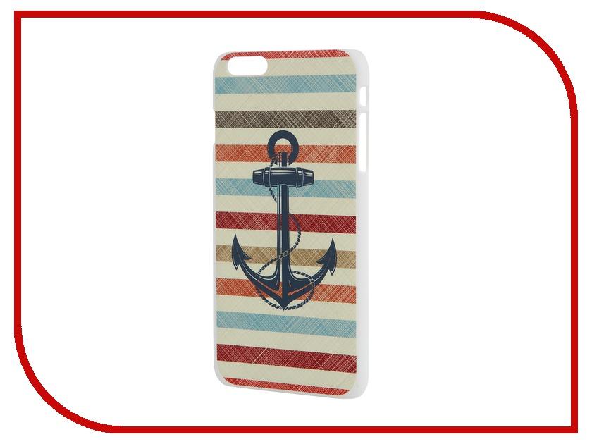 Аксессуар Чехол iPapai для iPhone 6 Plus Rockn Roll Якорь<br>