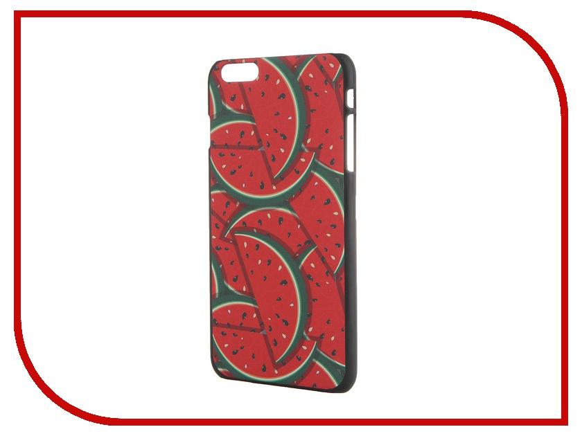 все цены на Аксессуар Чехол iPapai для iPhone 6 Plus Витамины Арбуз онлайн