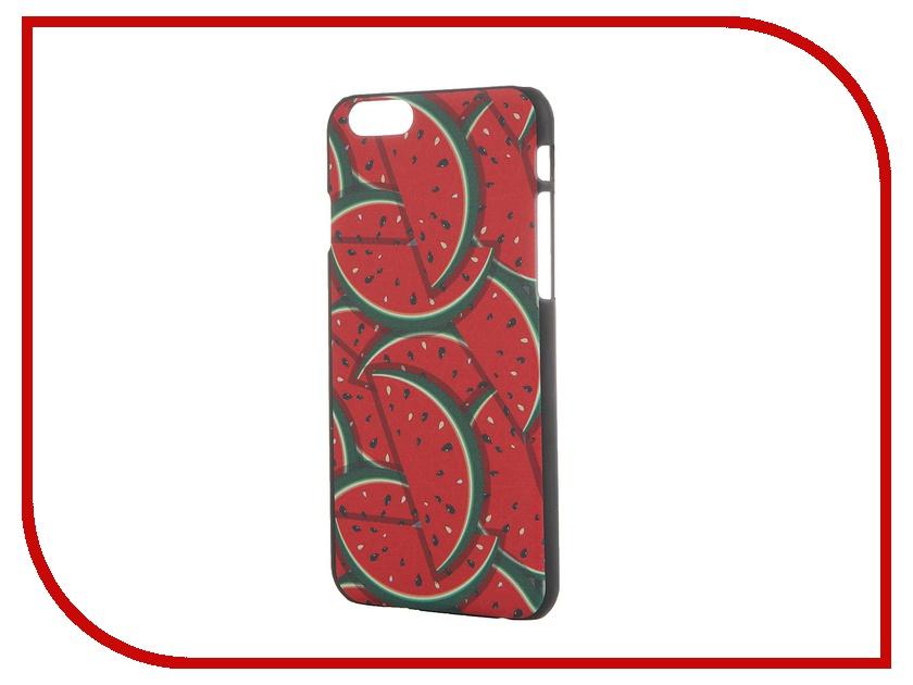 Аксессуар Чехол iPapai для iPhone 6 Витамины Арбуз<br>