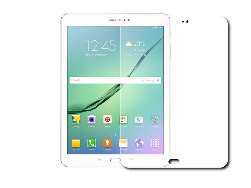 Аксессуар Защитное стекло Samsung T715 Galaxy Tab S2 Ainy 0.33mm