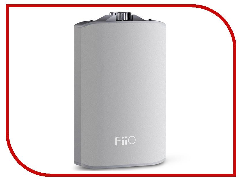 Усилитель для наушников Fiio A3 Silver<br>