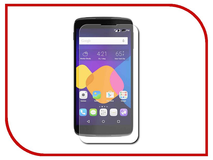 ��������� �������� ������ Alcatel OneTouch 6039Y Idol 3 (4.7) Ainy 0.33mm