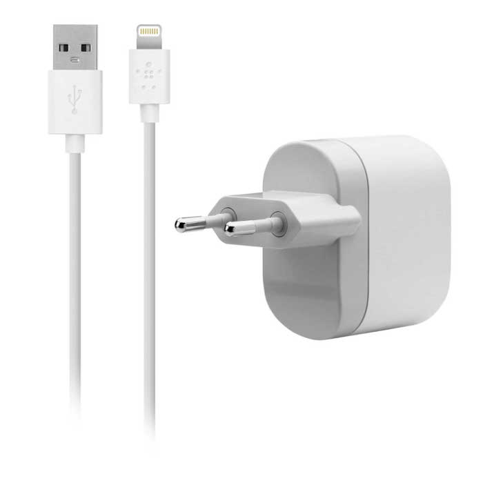 Аксессуар Belkin Home Charger F8J100vf04 White