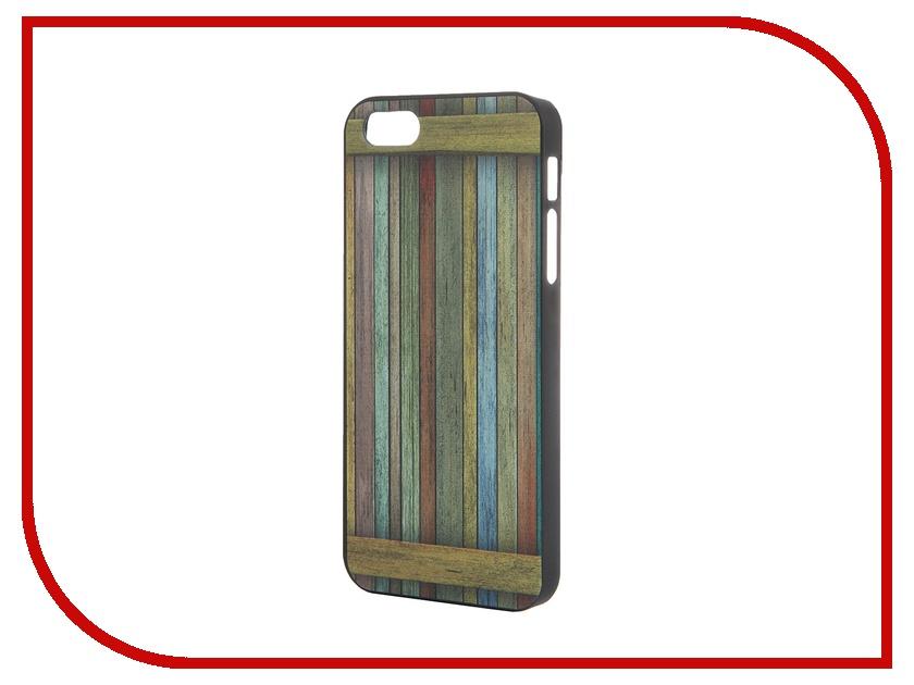 Аксессуар Чехол iPapai для iPhone 5 / 5S Дерево Вертикали<br>