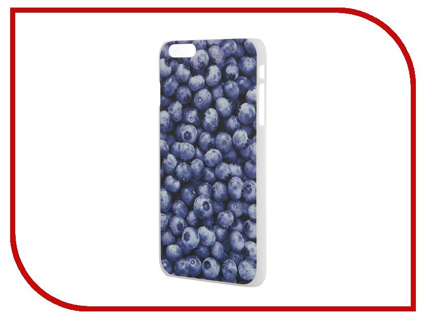 Аксессуар Чехол iPapai для iPhone 6 Plus Витамины Черника<br>