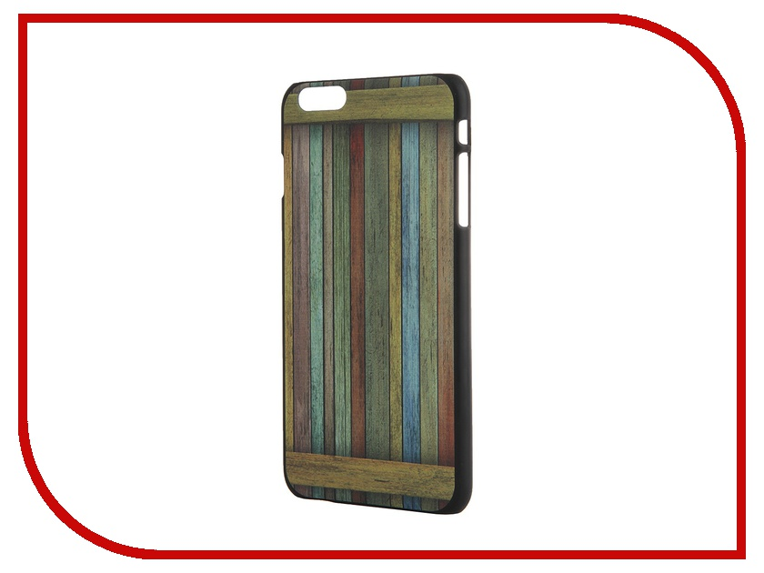 Аксессуар Чехол iPapai для iPhone 6 Plus Дерево Вертикали<br>
