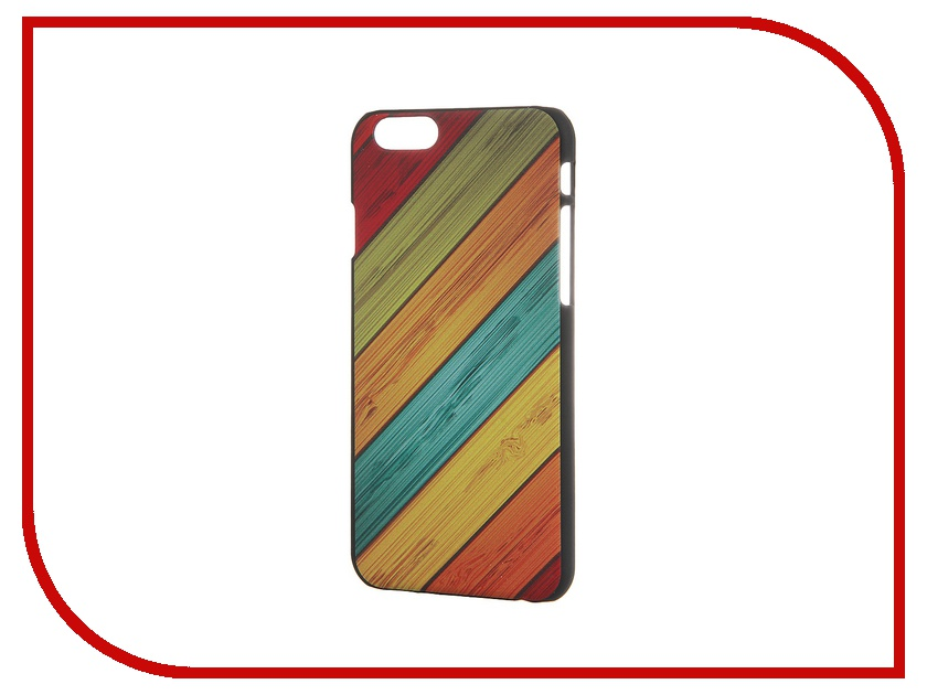 Аксессуар Чехол iPapai для iPhone 6 Дерево Косые<br>
