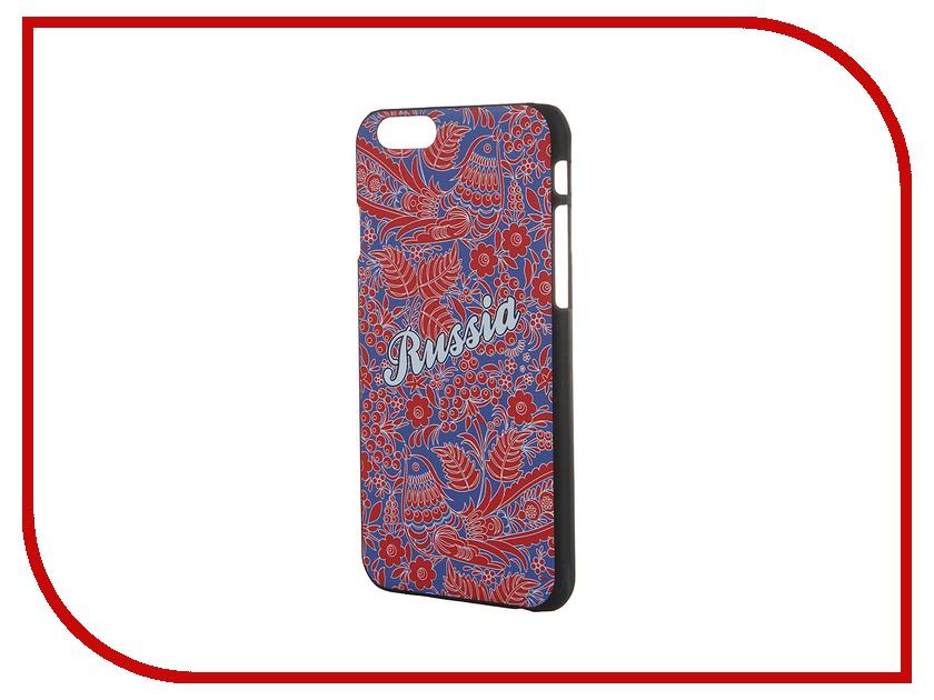 Аксессуар Чехол iPapai для iPhone 6 Plus Россия Russia<br>