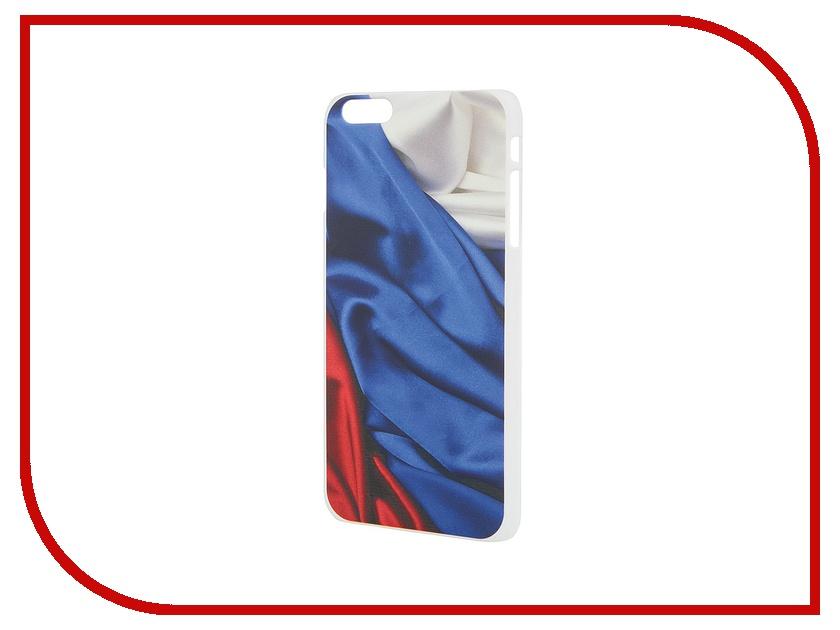 Аксессуар Чехол iPapai для iPhone 6 Plus Россия Флаг