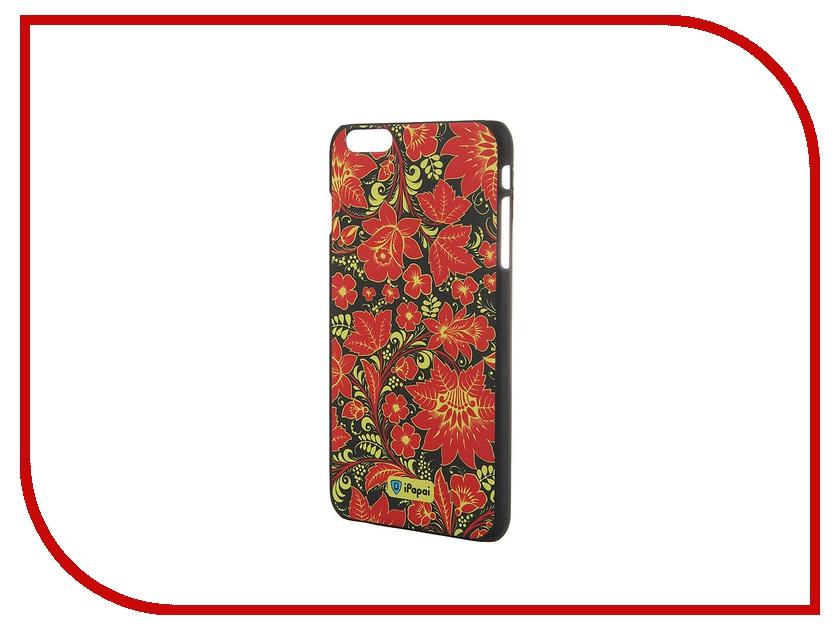 Аксессуар Чехол iPapai для iPhone 6 Plus Хохлома Классическая<br>