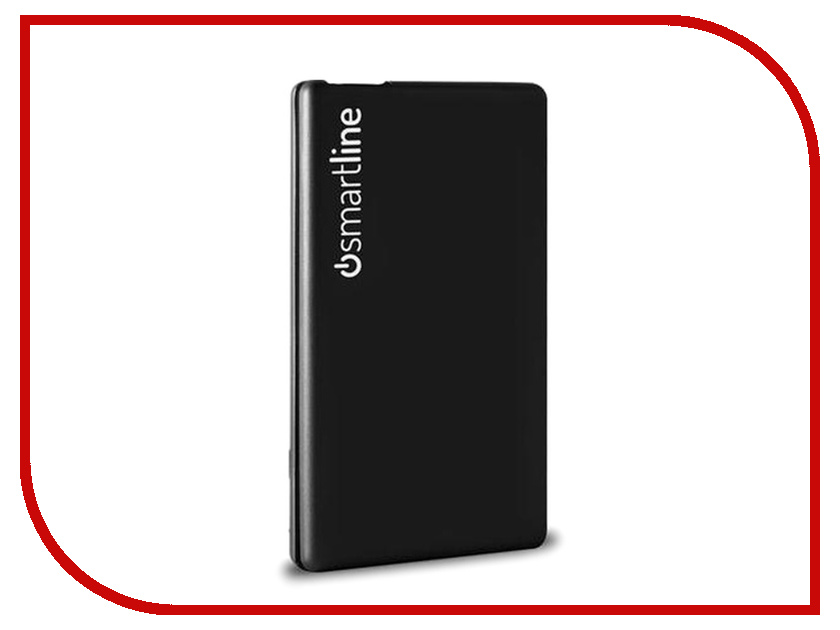 Аккумулятор SmartLine 2300 mAh Black SLBB23P1BLK<br>