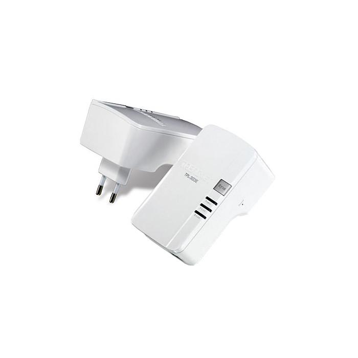 Powerline адаптер TRENDnet TPL-303E2K