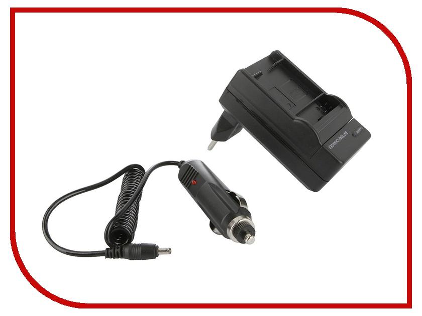Аксессуар Fujimi GP AHDBT-401 Зарядное устройство с автомобильным адаптером GP H4B для GoPro микрофибра для оптики fujimi