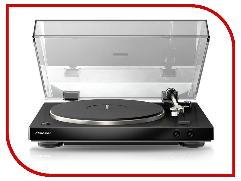 Проигрыватель виниловых дисков Pioneer PL-30K Black crosley проигрыватель виниловых дисков