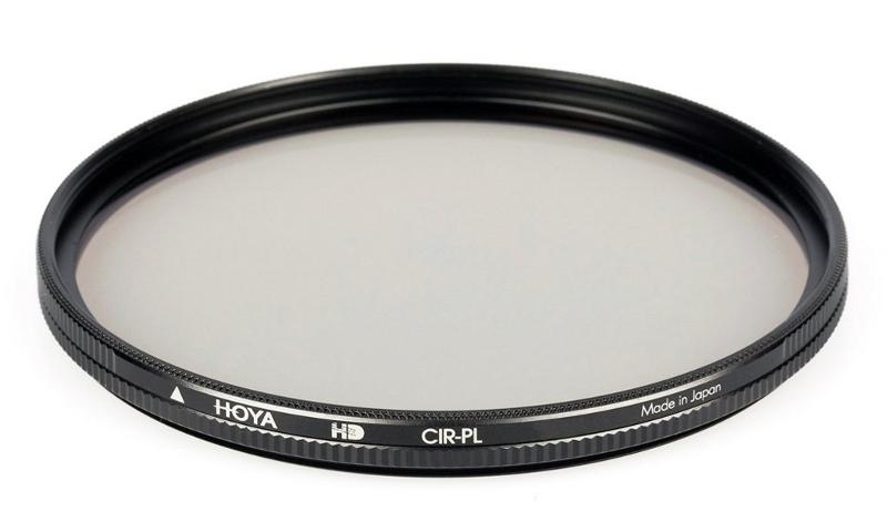 Светофильтр 95мм HOYA Circular-PL IN SQ Case 95mm 79747