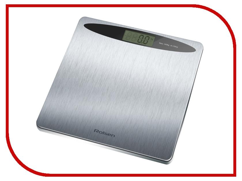 Весы Rolsen RSL1516 Silver