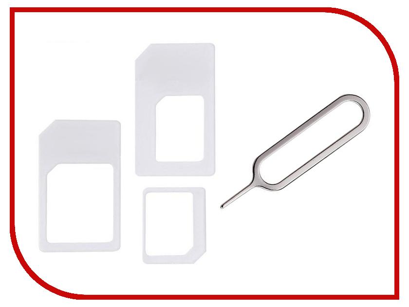 Аксессуар Finity набор адаптеров для SIM-карт<br>