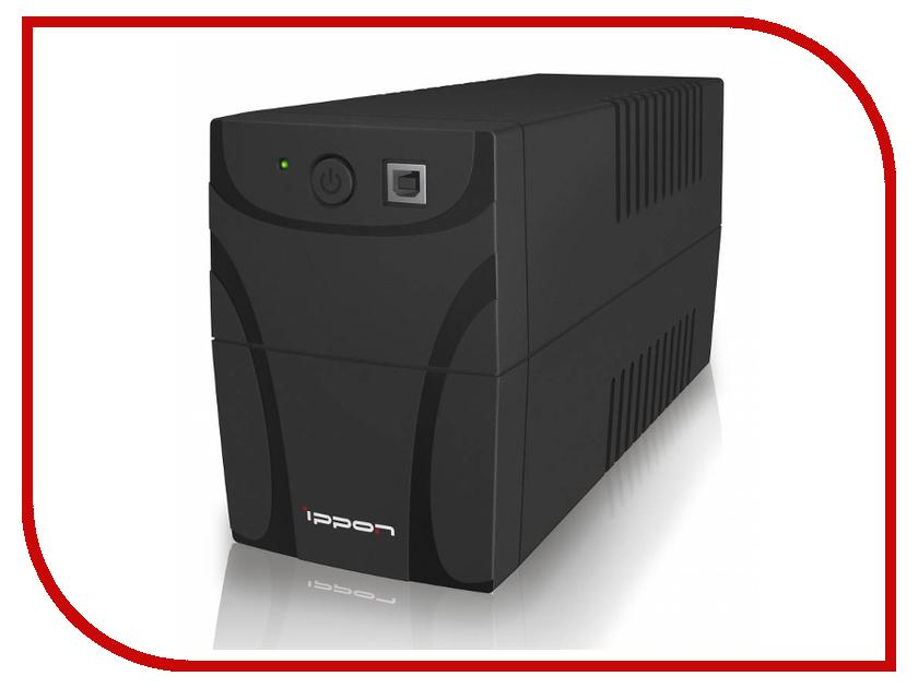 Источник бесперебойного питания Ippon Back Power Pro 600