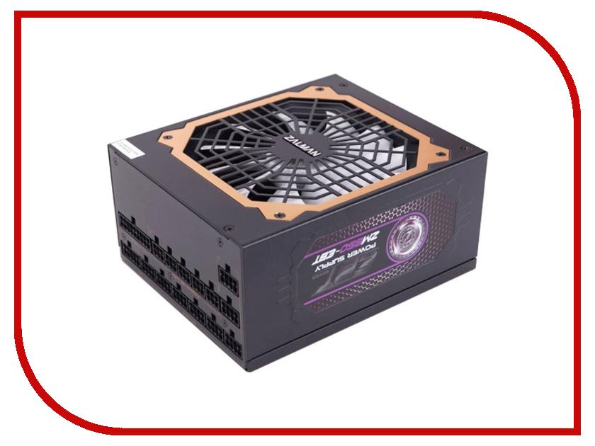 Блок питания Zalman ZM850-EBT 850W zalman ms800 plus