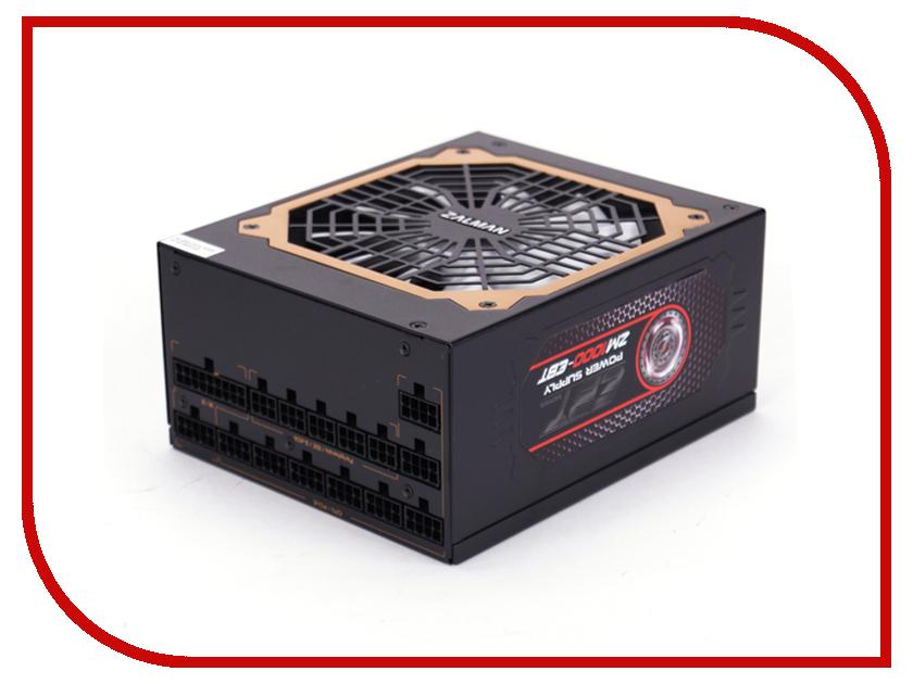 Блоки питания 1000-EBT  Блок питания Zalman ZM1000-EBT 1000W