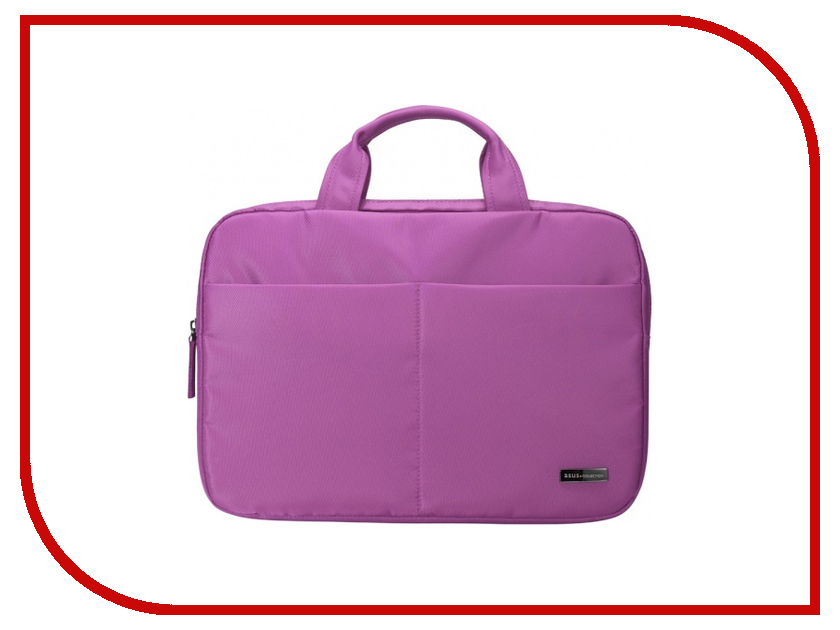 Аксессуар Сумка 12.0-inch ASUS Terra Mini Carry Pink 90-XB1F00BA00090<br>