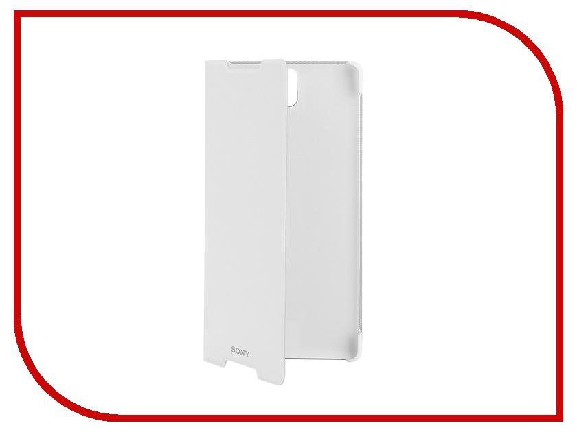 Аксессуар Чехол Sony Xperia C5 Ultra SCR40 White<br>