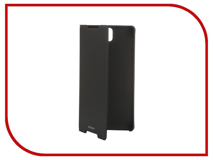 Аксессуар Чехол Sony Xperia C5 Ultra SCR40 Black
