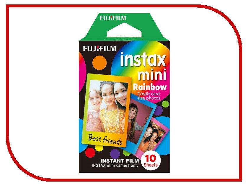 цена на Fujifilm Colorfilm Instax Mini Rainbow 16276405