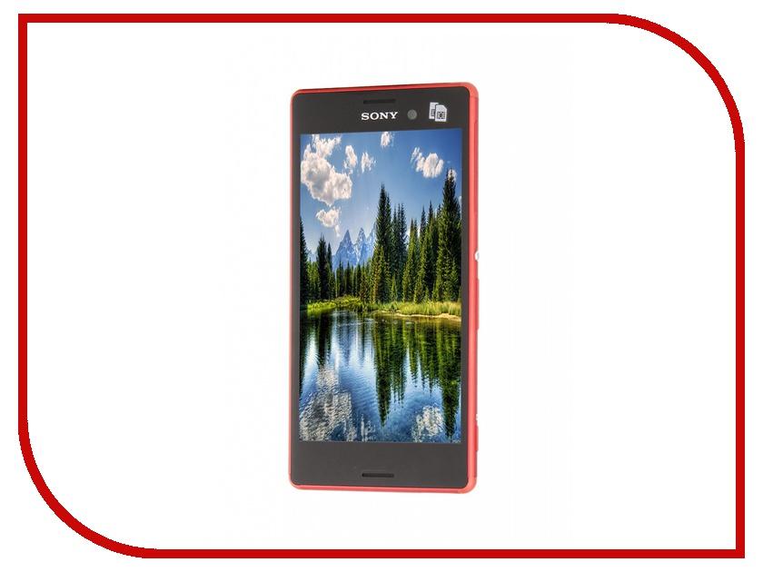 Сотовый телефон Sony E2312 Xperia M4 Aqua Dual Coral<br>