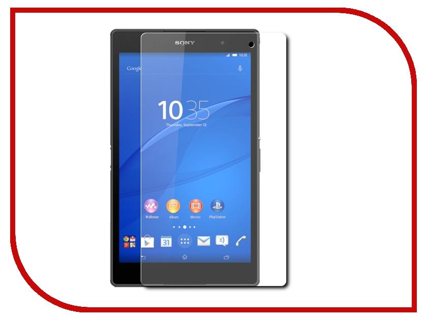 Аксессуар Защитная пленка Sony Tablet Z3 Compact InterStep ультрапрозрачная<br>
