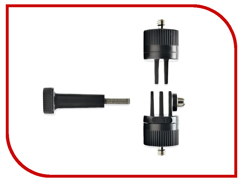 Аксессуар Шарнирный адаптер Joby Action Mini Pivot Arm JB01347-CWW аксессуар joby action hub adapter jb01346 cww page 8 page 8