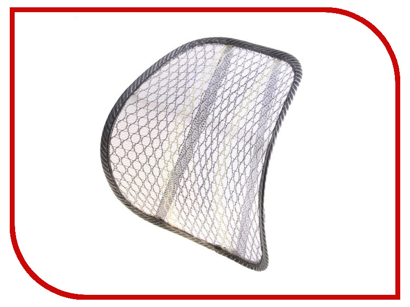 Ортопедическое изделие СИМА-ЛЕНД 739527 - ортопедическая спинка-подушка упругая на сиденье