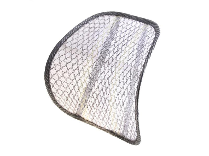 Ортопедическая спинка-подушка СИМА-ЛЕНД 739527 Green - упругая на сиденье